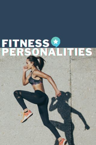 Fitness Personalities