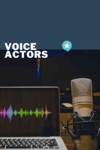 Voice Actor
